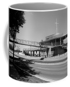 Bradford Beach House B-w Coffee Mug