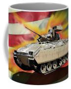 Bradley M2 Fighting Vehicle Coffee Mug
