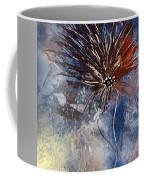 Brads Flower Coffee Mug
