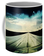 Braeking Through The Storm Waskatena Coffee Mug