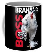 Brahma Boss T-shirt Print Coffee Mug
