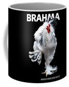 Brahma Breeders Rock T-shirt Print Coffee Mug