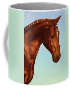 Braided Coffee Mug by James W Johnson