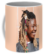 Braided Lady Coffee Mug