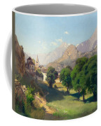 Bramois. Wallis. 1861 Coffee Mug