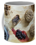 Bran Muffins With Mulberry Jam Coffee Mug