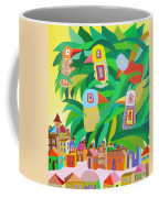 Branch Over The City Coffee Mug