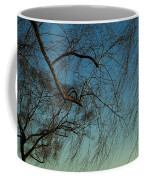 Branches Of A Weeping Willow Tree Coffee Mug