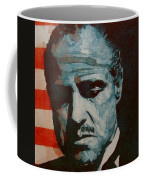 The Godfather-brando Coffee Mug