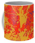 Brandywine  Maple Fall Colors 4 Coffee Mug
