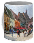 Brasov Council Square Coffee Mug