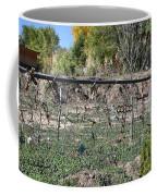 Brass Horseshoe Cross Coffee Mug