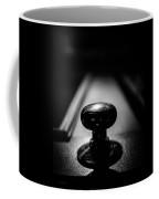 Brass Knob Coffee Mug