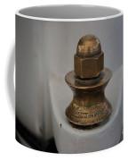 Brass Nut Coffee Mug