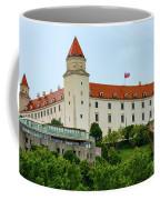 Bratislava Castle One Coffee Mug