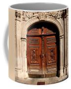 Bratislava Doors Coffee Mug