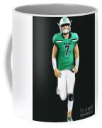 Brayden Hawkins Entering Field Coffee Mug