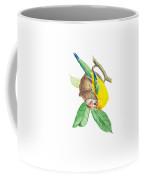 Brazilian Parrot Coffee Mug