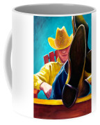 Break Time Coffee Mug by Shannon Grissom