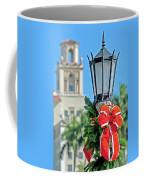 Breakers At Christmas Coffee Mug