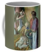 Breakfast After A Bath Coffee Mug