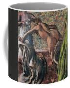 Breakfast After The Bath, 1895 Coffee Mug