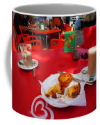 Breakfast In Portugal Coffee Mug