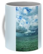 Breaking Clouds In Key West, Florida Coffee Mug