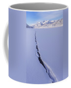 Breaking Ice Coffee Mug