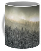 Breaking Through The Darkness Coffee Mug