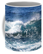 Breathe Like Water Kashmir Blue Sapphire Coffee Mug