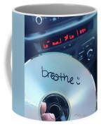 Breathe Mix Cd Coffee Mug