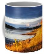 Breathing The Autumn Air Coffee Mug