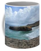 Breathtaking Boca Keto Beach On The Island Of Aruba Coffee Mug