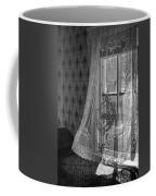 Breeze - Black And White Coffee Mug