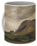 Breidden Hill In The Welsh Borders Coffee Mug