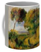 Breton Landscape Trees And Moor 1892 Coffee Mug