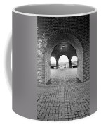 Brick Arch Coffee Mug by Greg Fortier