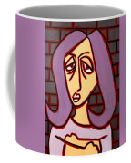 Brick Lady Coffee Mug