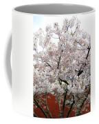 Bricks And Blossoms Coffee Mug