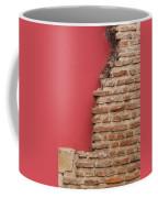 Bricks, Stones, Mortar And Walls - 3 Coffee Mug