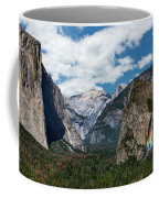 Bridal Veil Falls Rainbow Coffee Mug