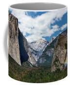Bridal Veil Falls Rainbow Coffee Mug