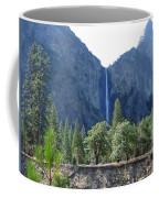 Bridal Veil Yosemite Coffee Mug