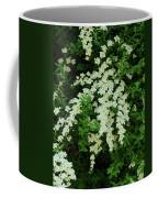 Bridal Wreath Coffee Mug