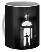 Bride Silhouette  Coffee Mug