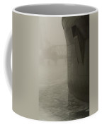 Bridge And Barge Coffee Mug