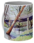 Bridge At Camp Verde Coffee Mug