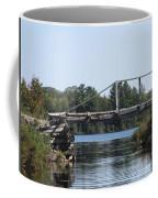 Bridge At Chub Coffee Mug