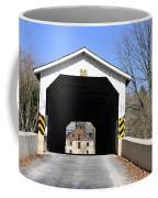 Bridge At The Mill. Coffee Mug